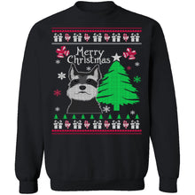 Schnauzer Ugly Christmas Sweater