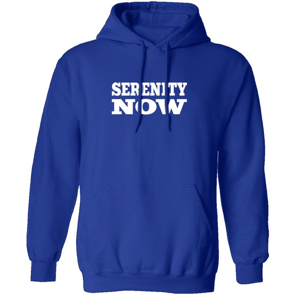 Serenity Now T-Shirt CustomCat