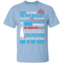 She Is My Wife T-Shirt
