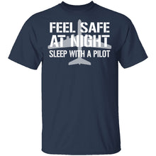 Sleep With A Pilot T-Shirt
