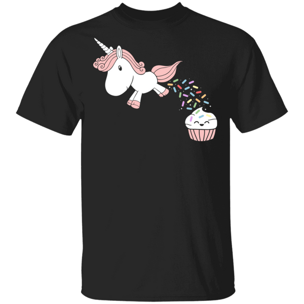 Sprinkle Poo T-Shirt CustomCat