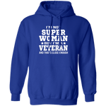 Super Veteran T-Shirt CustomCat