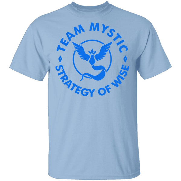 Team Mystic T-Shirt CustomCat