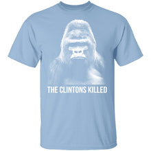 The Clintons Killed Harambe T-Shirt