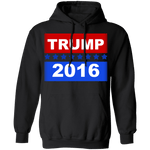 Trump 2016 T-Shirt CustomCat