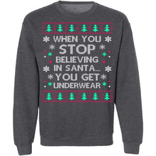 Underwear Ugly Christmas Sweater