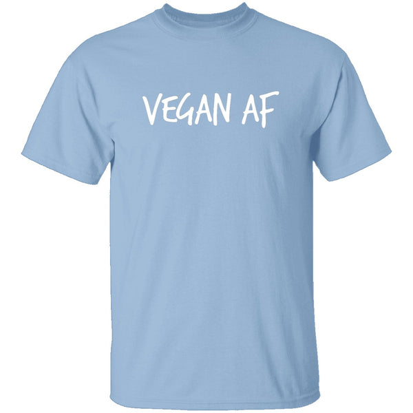 Vegan AF T-Shirt CustomCat