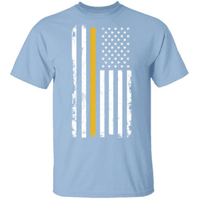 Veteran Marine Flag T-Shirt