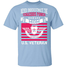 Veteran Mom T-Shirt