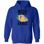 Wash Your Fuckin' Hands T-Shirt CustomCat