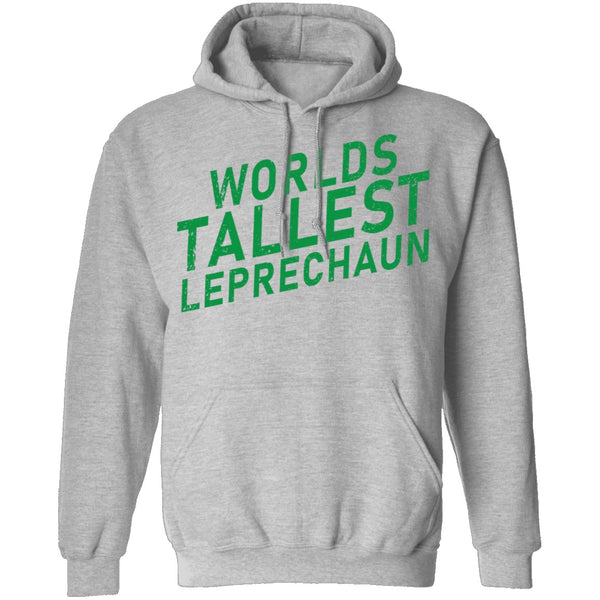 World's Tallest Leprechaun T-Shirt CustomCat