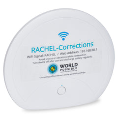RACHEL-Corrections 3.0 (ships January 15th)