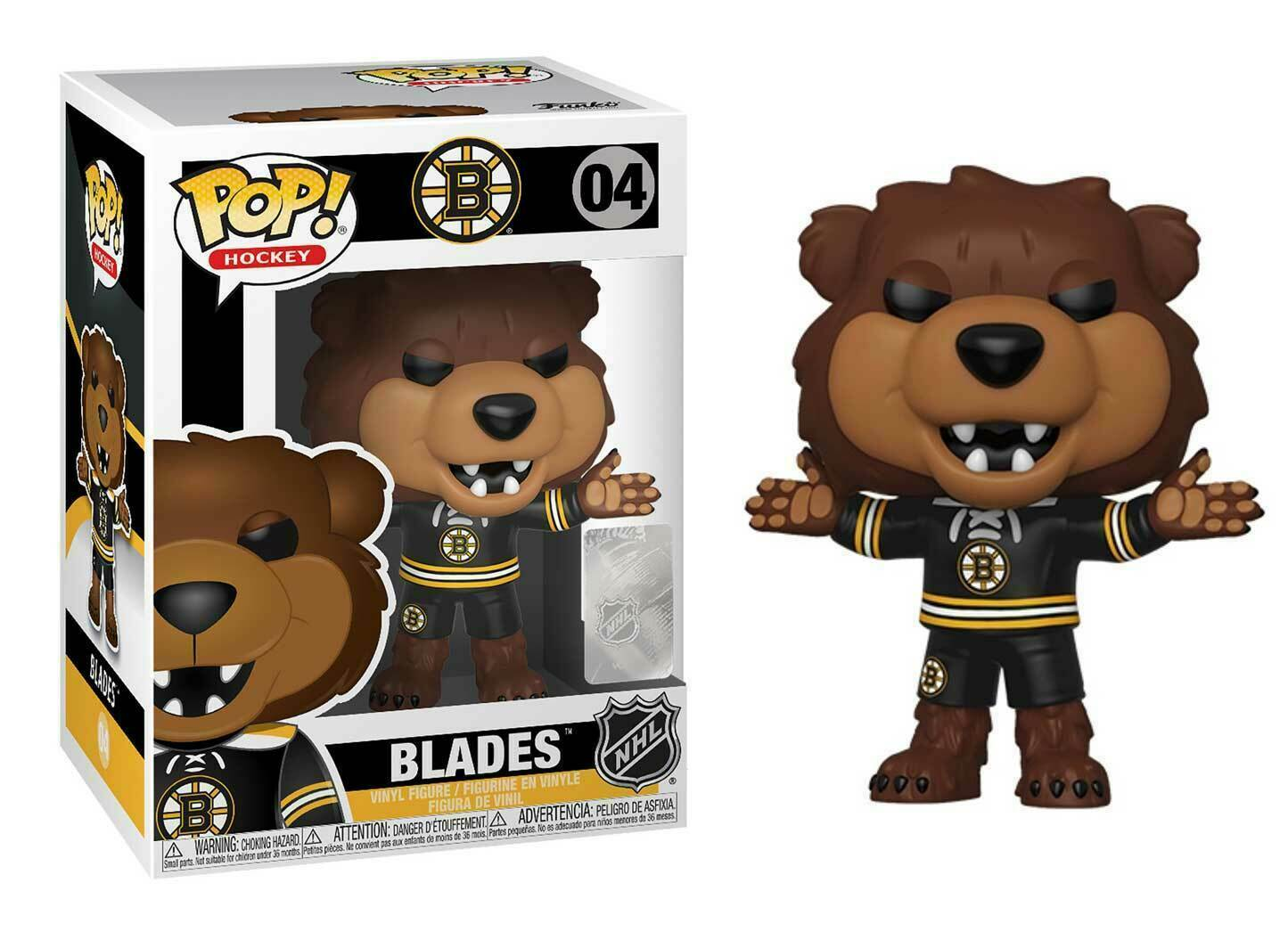 Funko Pop Bruins Mascot
