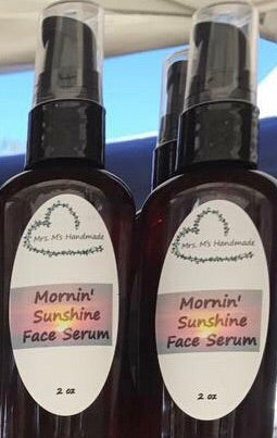 Mornin' Sunshine Face Serum