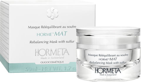 HORME MAT Rebalancing Mask with sulfur