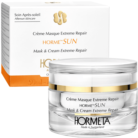 HORME SUN Mask & Cream Extreme Repair
