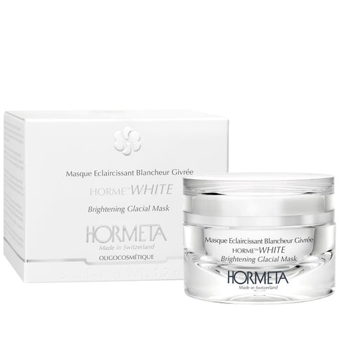 HORME WHITE Brightening Glacial Mask