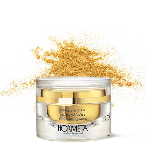 HORME FLASH Gold Shining Mask