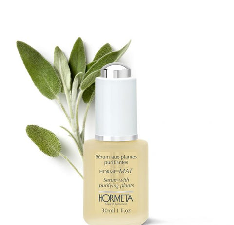 HORME MAT Serum with purifying plants