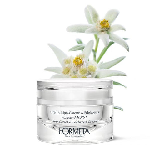 HORME MOIST Lipo-Carrot & Edelweiss Cream