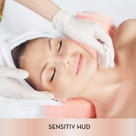 Velvet Pleasure - 60 min mild og lindrende behandling for sensitiv hud