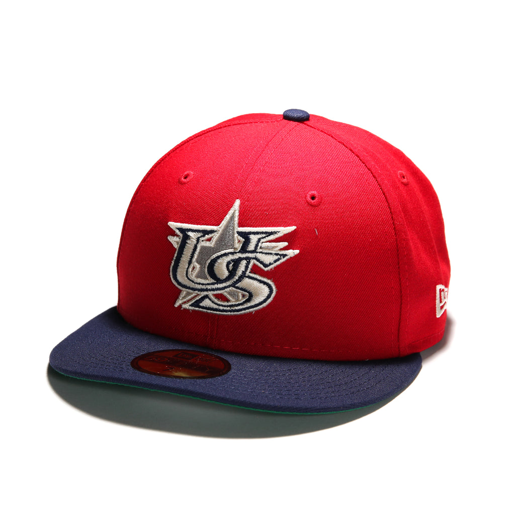 2019 Red Independence Day On-Field 59FIFTY