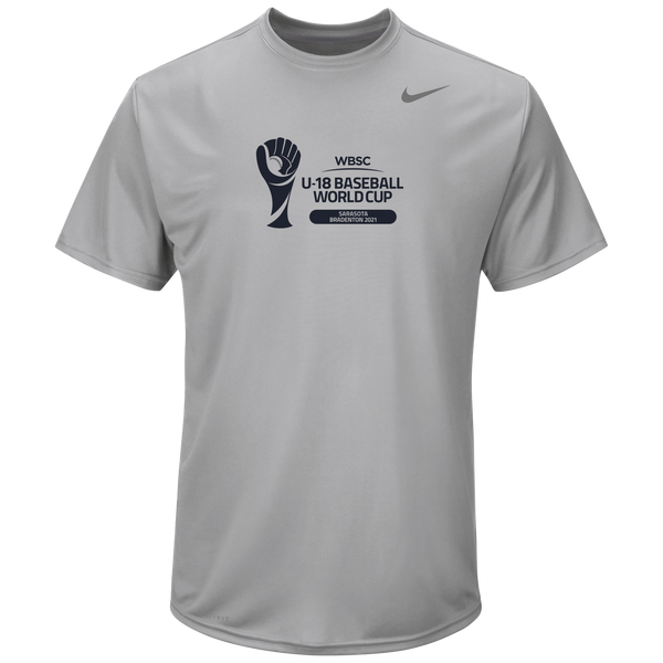 U-18 Baseball World Cup 2021 Event Tee