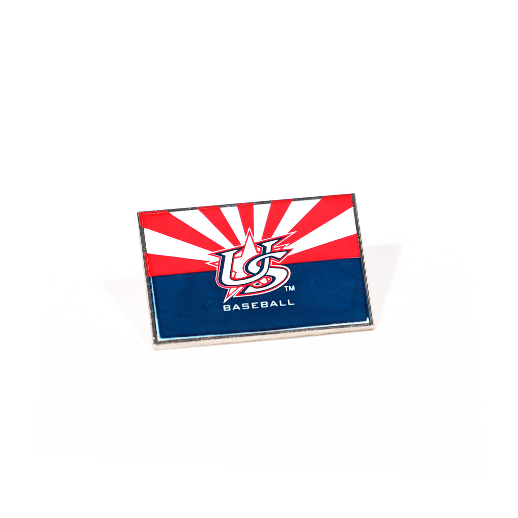 State of Arizona Lapel Pin