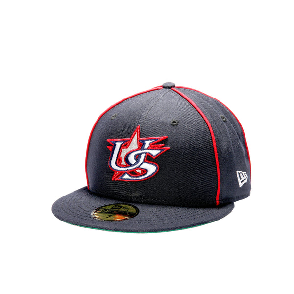 aaa54e709fc New Era Red Line 59FIFTY