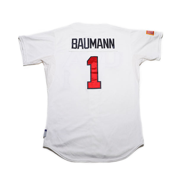 Buddy Baumann Game Worn Jersey