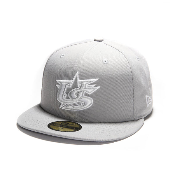 Grey Fresh Hook 59FIFTY