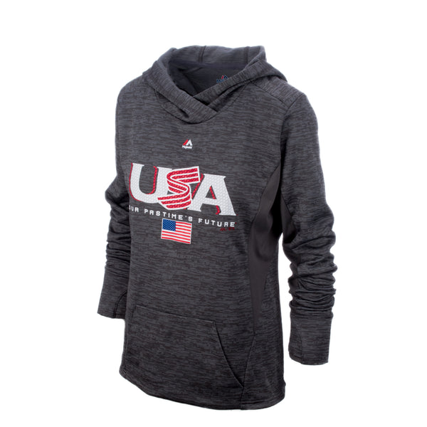 Women's Granite  Authentic Collection Team Drive Hoodie