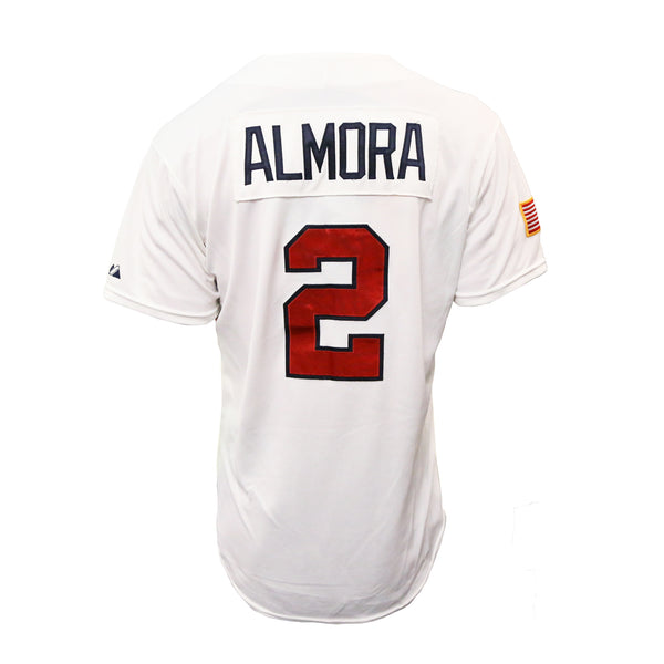Albert Almora Game Worn Jersey