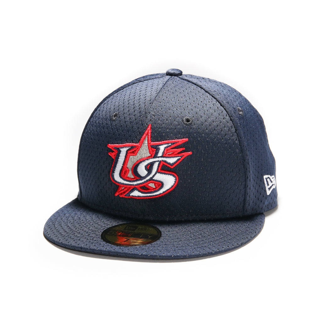 Retro Navy Mesh 59FIFTY