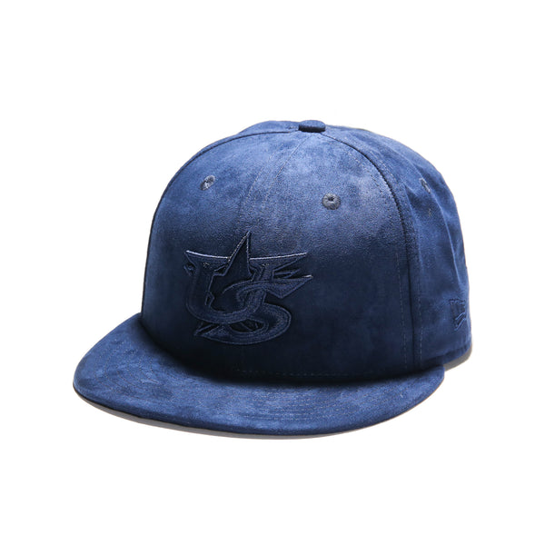 Navy Suede 59FIFTY