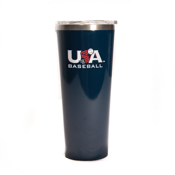 Corkcicle Gloss Navy Tumbler 24oz