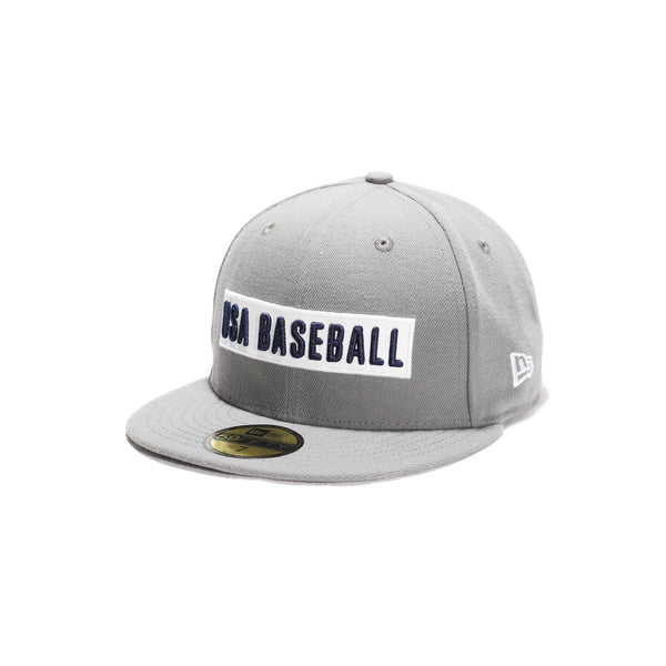 Grey USAB 59FIFTY