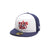 White Flag Front 59FIFTY