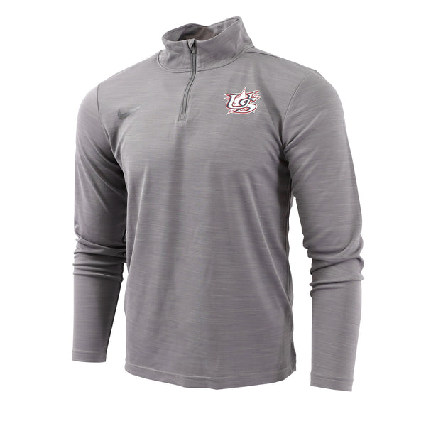Grey Intensity 1/4 Zip Top