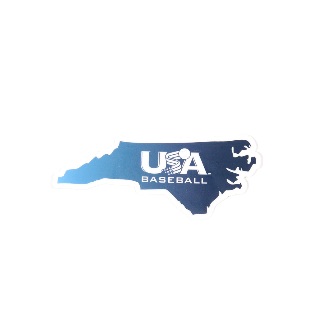 State of North Carolina Decal