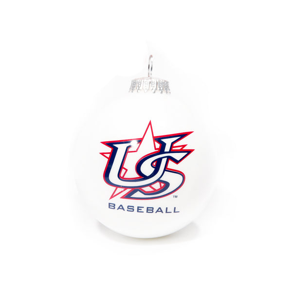 Porcelain Shine Ornament