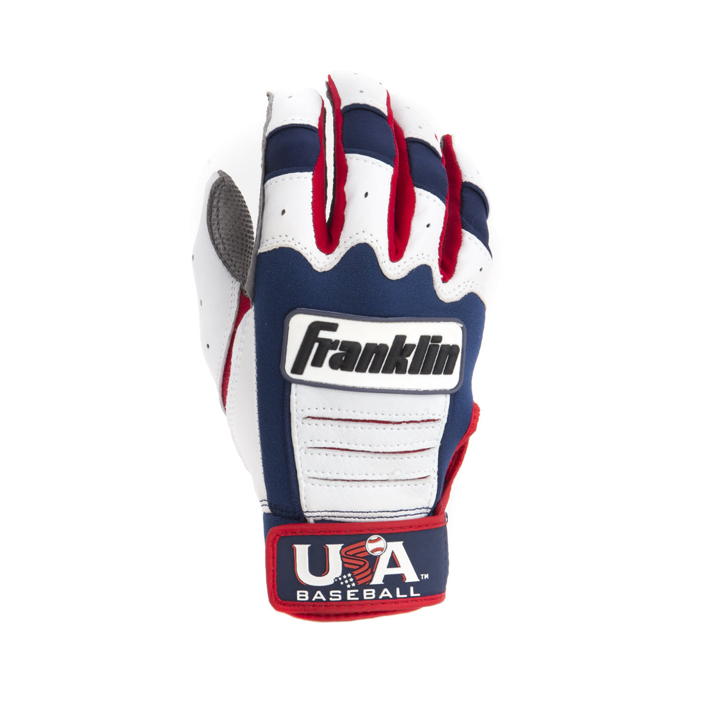 USA Baseball National Team Batting Gloves