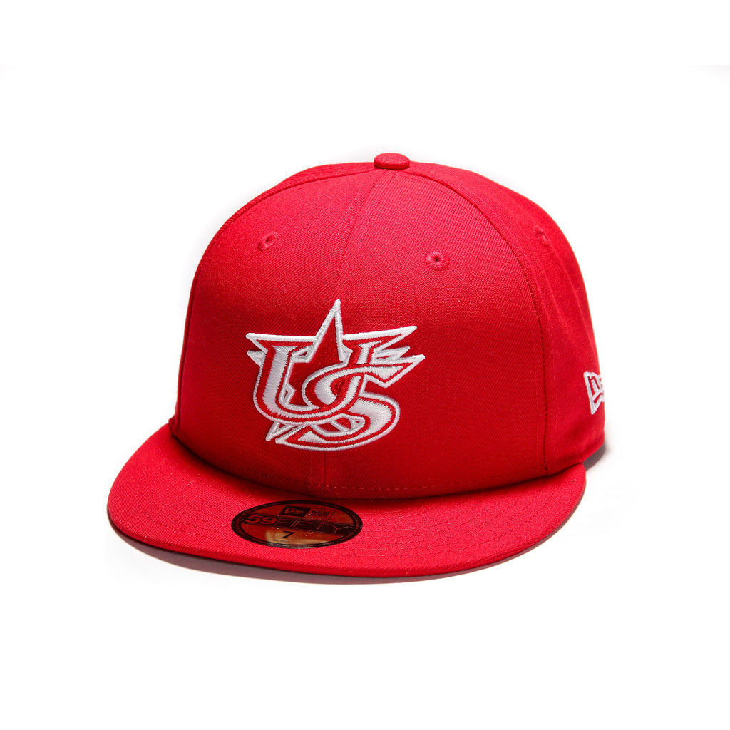 Red Fresh Hook 59FIFTY
