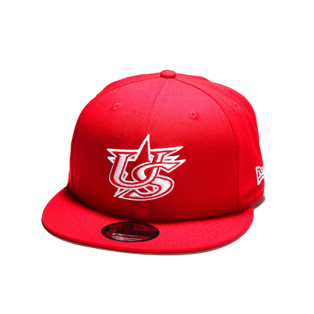 Red Fresh Hook 9FIFTY
