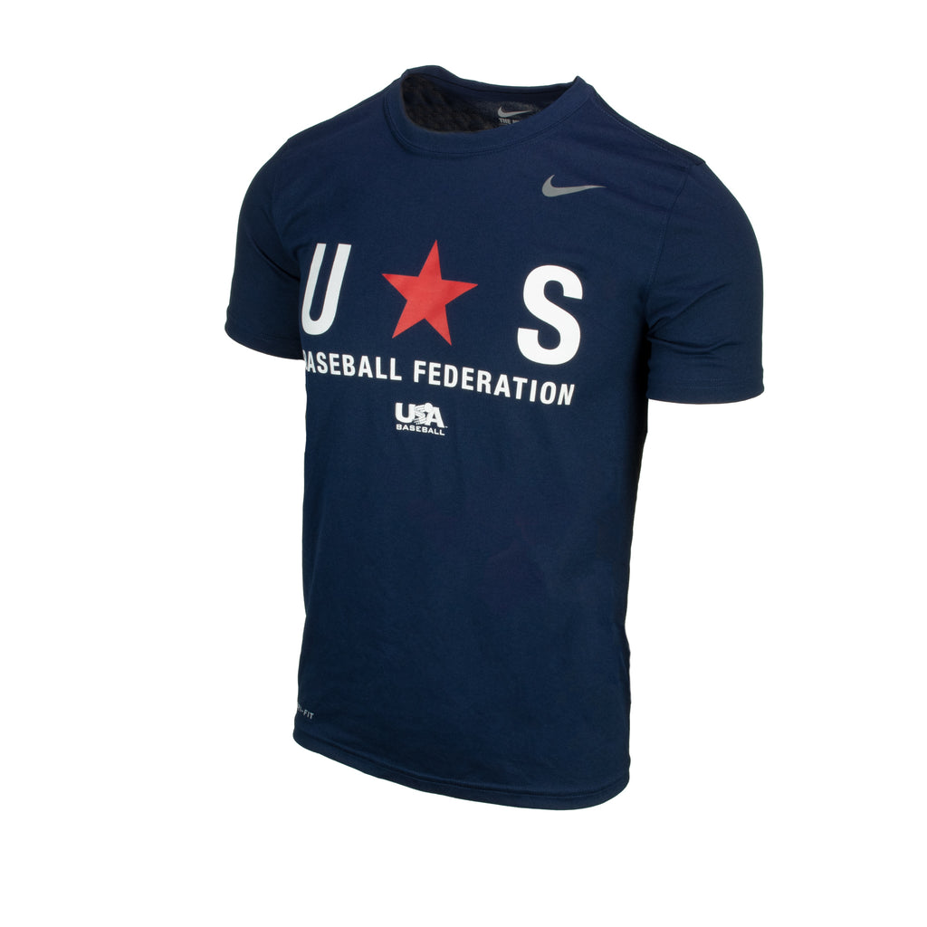 Navy Baseball Federation Legend Tee