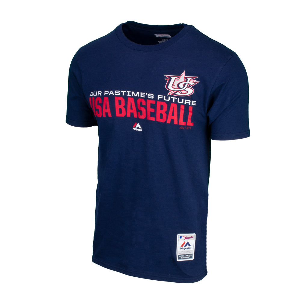 Navy Authentic Collection Team Distinction Tee