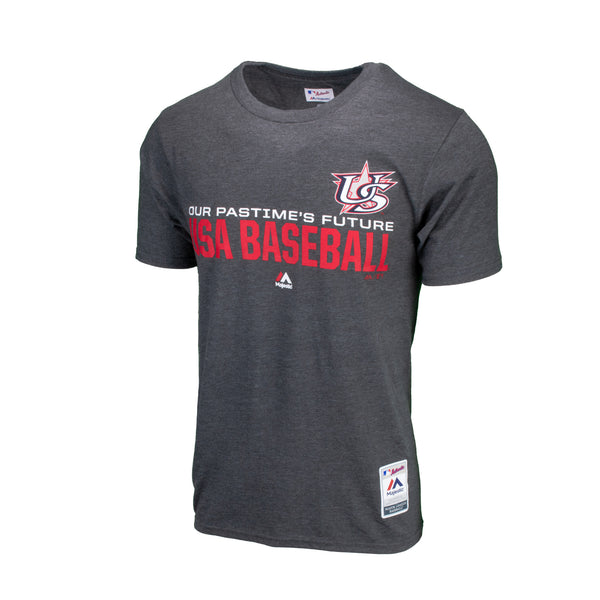 Grey Authentic Collection Team Distinction Tee
