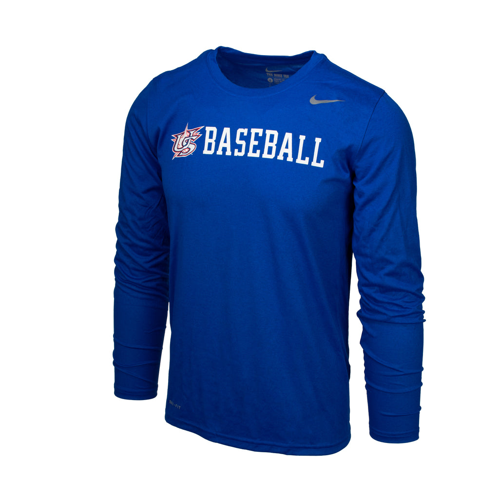 Royal Blue Long Sleeve Legend Tee