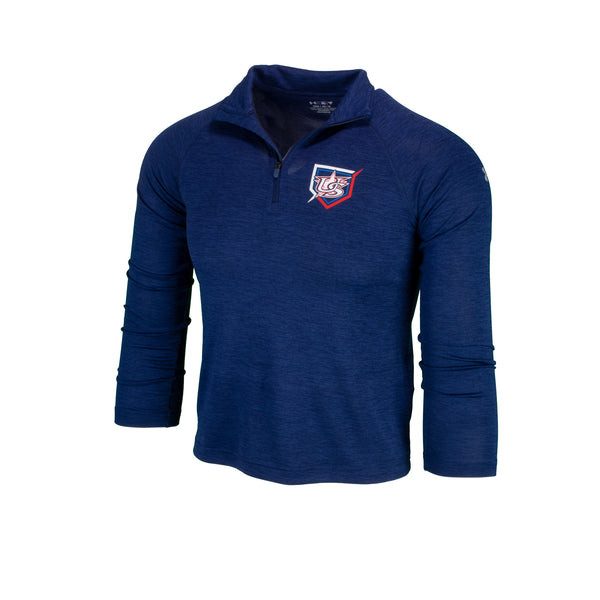 Youth UA Team Blast 1/4 Zip Pullover