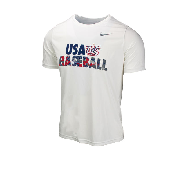 Youth Red, White & Blue USAB Legend Tee